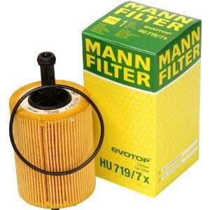 Zobrazit detail - Olejový filtr Mann HU 719/7 x