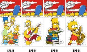 Osvěžovač vzduchu Vanilla The Simpsons