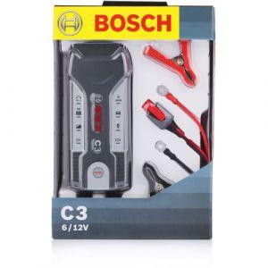 Automatická nabíječka autobaterií Bosch C3