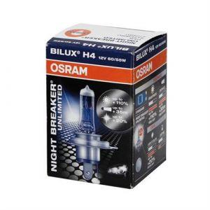 Zobrazit detail - OSRAM H4 12V 55W Night breaker UNLIMITED 64193NBU
