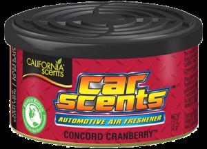 Osvěžovač - Car Scents Concord Cranberry / vůně brusinka
