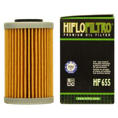 Olejový filtr Hiflo Filtro HF655