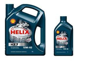Shell Helix HX7 10W-40 5L  (4l+1l)