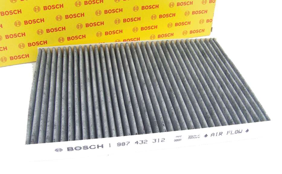 Kabinový filtr Bosch BO 1 987 432 312