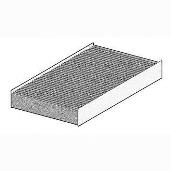 Kabinový filtr Fram CFA 10209-2 - s aktivním uhlím