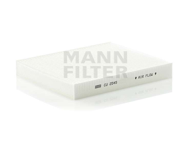Kabinový filtr Mann CU 2545 MANN - FILTER