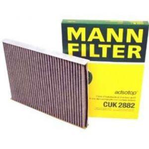 Kabinový filtr Mann CUK 2882 - s aktivním uhlím