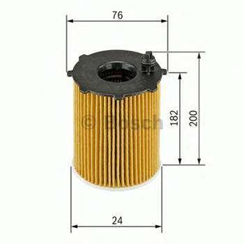 Olejový filtr Bosch F 026 407 066