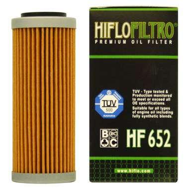 Olejový filtr Hiflo Filtro HF652