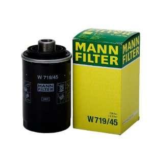 Olejový filtr Mann W 719/45 MANN - FILTER