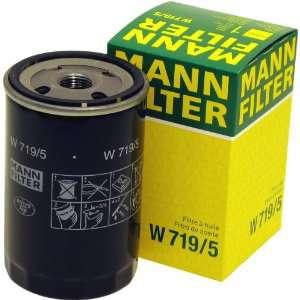 Olejový filtr Mann W 719/5 MANN - FILTER