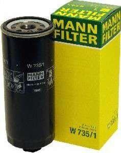 Olejový filtr Mann  W 735/1