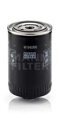 Olejový filtr Mann W 940/66 MANN - FILTER