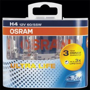 OSRAM H4 12V UltraLife - 64193ULT-HCBOX (sada- 2ks)