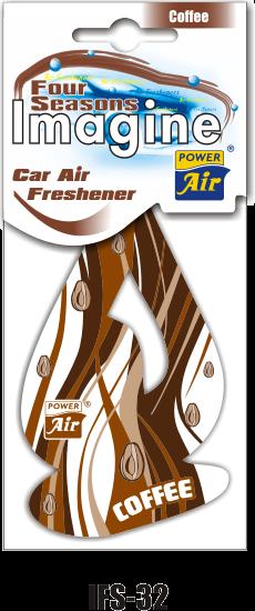 Osvěžovač vzduchu - Four Seasons Coffee JEES