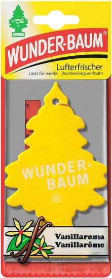 Osvěžovač vzduchu - WUNDER-BAUM Vanillaroma