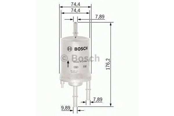 Palivový filtr Bosch F 026 403 003