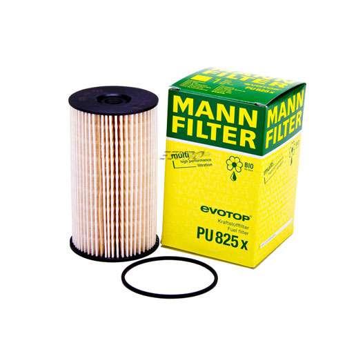 Palivový filtr Mann PU 825 X MANN - FILTER