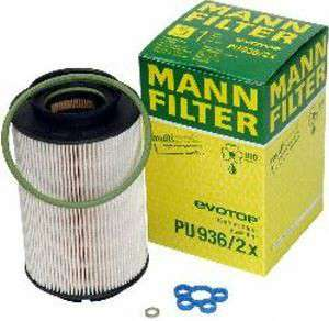 Palivový filtr Mann PU 936/2 X MANN - FILTER