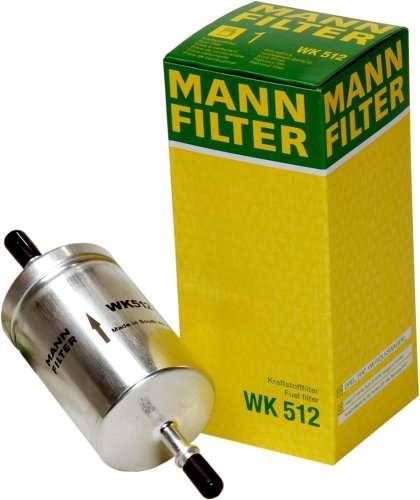 Palivový filtr Mann WK 512 MANN - FILTER