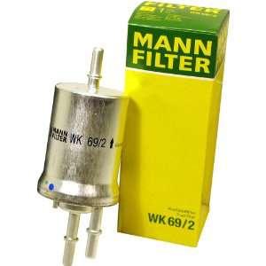 Palivový filtr Mann WK 69/2 MANN - FILTER