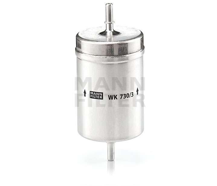 Palivový filtr Mann WK 730/3 MANN - FILTER
