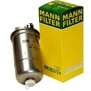 Palivový filtr Mann WK 853/3 X MANN - FILTER