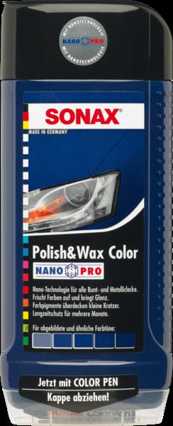 SONAX Color Polish modrá 500 ml