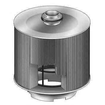 Vzduchový filtr Fram CA 10216