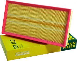 Vzduchový filtr Mann C 37 153