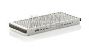Kabinový filtr Mann CUK 26 010 - s aktivním uhlím MANN - FILTER