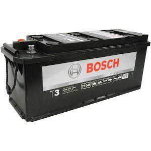 Autobaterie BOSCH T3 110Ah 760A (0 092 T30 380)