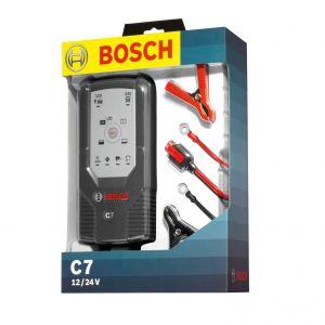 Nabíječka baterií Bosch C7 12/24V 7A