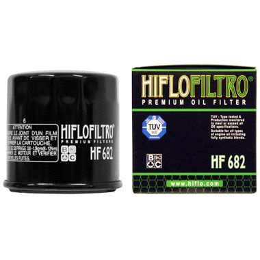Olejový filtr Hiflo Filtro HF682