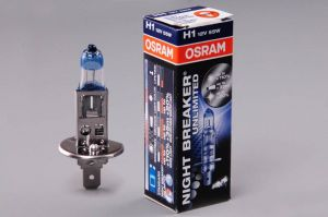 OSRAM H1 12V 55W Night breaker UNLIMITED 64150NBU