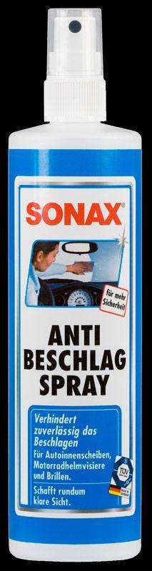 SONAX čistič oken proti rosení 300 ml