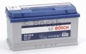Autobaterie BOSCH S4 013, 12V 95Ah 800A (0 092 S40 130)