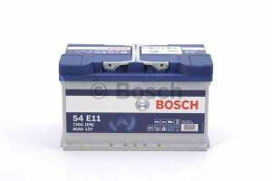 Autobaterie Bosch S4 EFB, 12V, 80Ah, 730A, 0 092 S4E 110