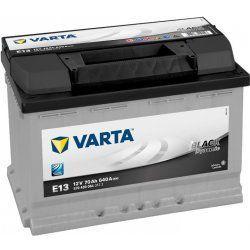 Autobaterie Varta 12V 70Ah 640A, BLACK Dynamic E13 570409