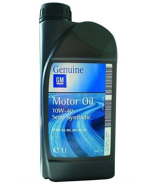 Motorový olej GM Opel Genuine 10W-40 1L