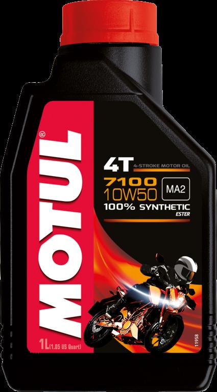 Motul 7100 4T 10W-50 1l