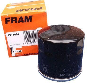 Olejový filtr FRAM PH4997