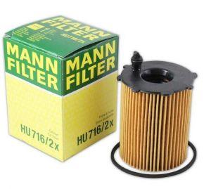 Olejový filtr MANN HU716/2X