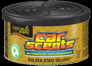 Osvěžovač - Car Scents Golden State Delight / vůně gumoví medvídci