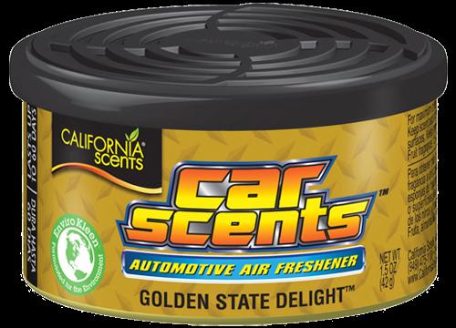 Osvěžovač - Car Scents Golden State Delight / vůně gumoví medvídci California Scents