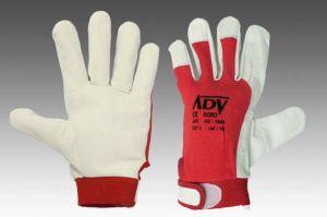 Pracovní rukavice DORO  vel. 8 Kombinované