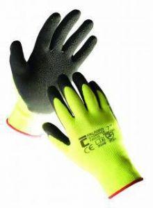 Pracovní rukavice PALAWAN - vel. 9 Povrstvené nylon-latex