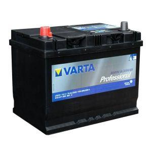 Varta Professional Dual Purpose 12V, 75Ah, 600A, LFS 75