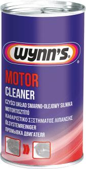 WYNNS - MOTOR CLEANER 325ml - Čistič olejových systémů