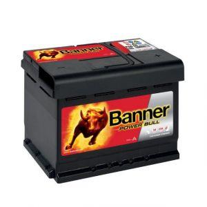 Autobaterie Banner 12V, 60Ah, 540A Power Bull P6009